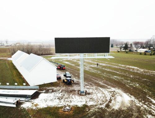 Billboard St-Hyacinthe 50 pieds