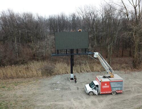 Billboard St-Hyacinthe 30 pieds